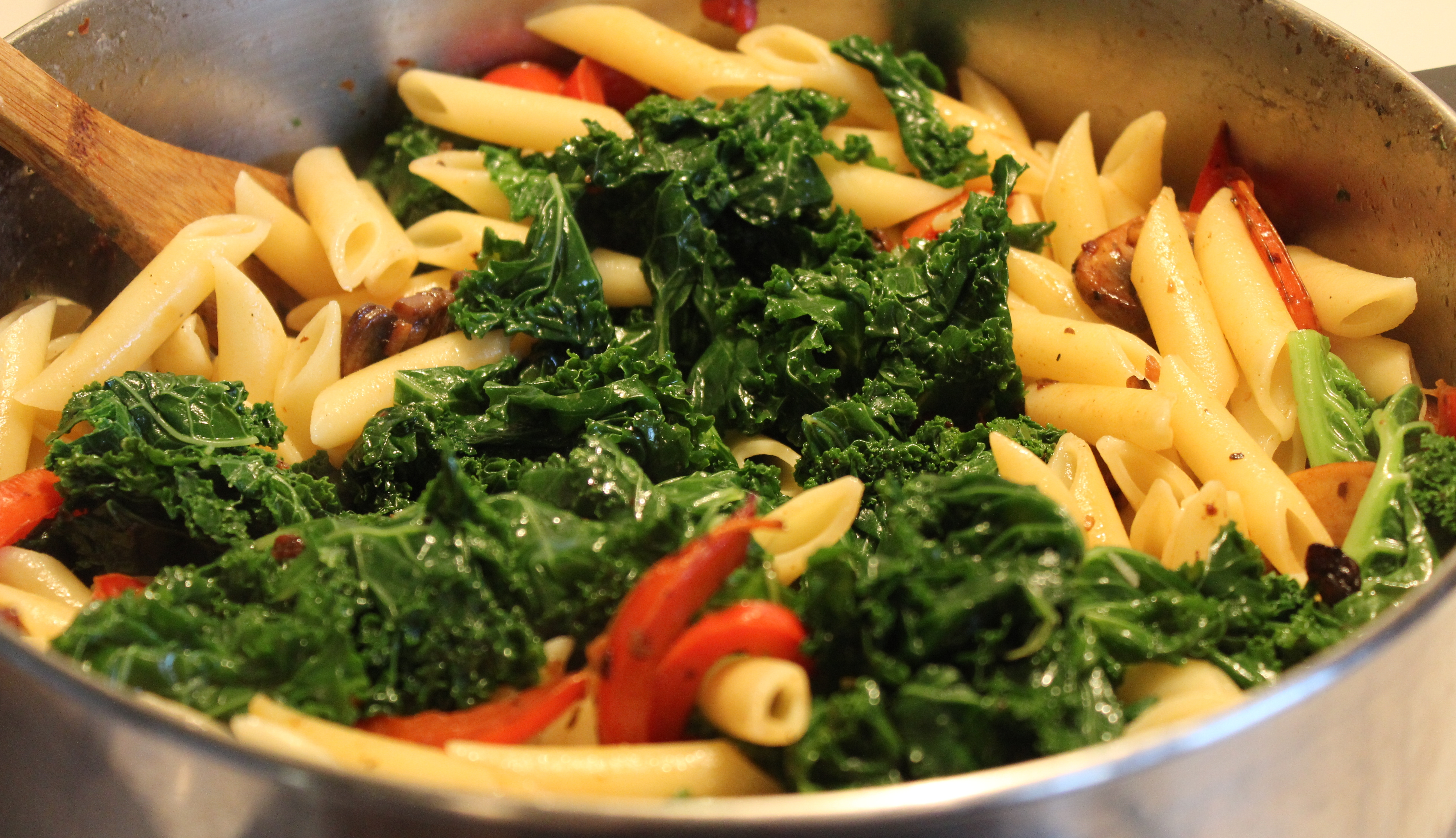 how to use kale leaves