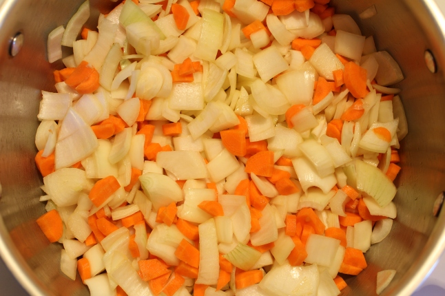 Onions and Carrots