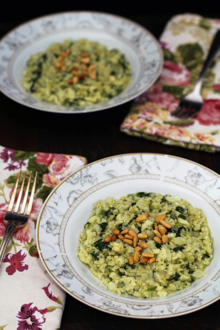 Cauliflower 'Risotto'